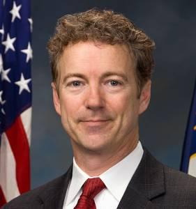 Sen. Rand Paul. (Photo: wikicommons)