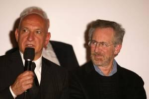 Ben Kingsley Steven Spielberg