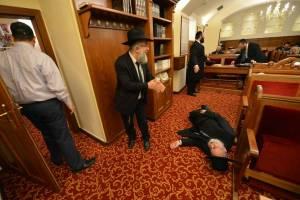Rabbis defense