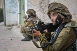 IDF Protective Edge