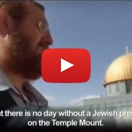 glick_on_temple_mount