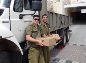 IDF Passover Packages