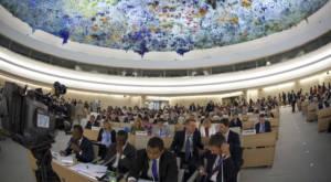 UN Human Rights Council Opens in Geneva